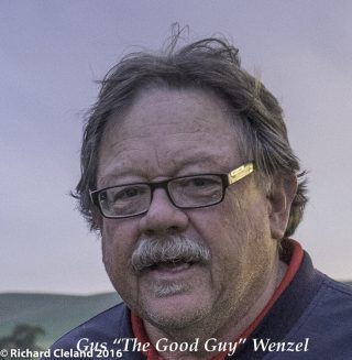 "Russell 'Gus The Good Guy"" Wenzel"